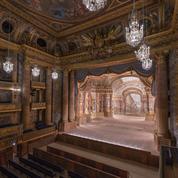 Versailles: l'Opéra royal ouvert à la visite