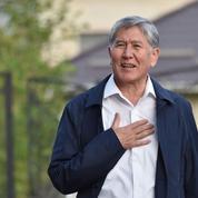 Kirghizistan: la spectaculaire arrestation de l'ancien chef de l'État