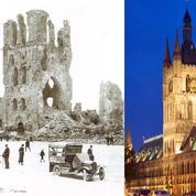 Ypres, entre renaissance et sépulture de guerre