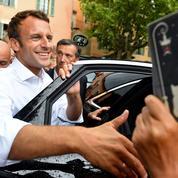 Comment Macron prépare la rentrée au fort de Brégançon