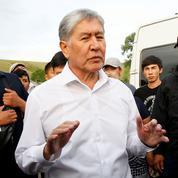 Guerre des présidents au Kirghizstan