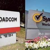 Broadcom s'offre une part de Symantec