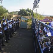 Aux portes du Nicaragua, avec les rescapés d'El Chipote