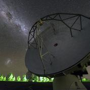 Des «galaxies noires» par dizaines quand l'univers était jeune