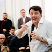 En Italie, les laborieuses tractations des anti-Salvini pour constituer un front uni
