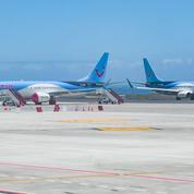 TUI souffre de l'immobilisation du 737 Max
