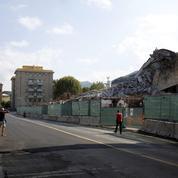 Italie: un an après, la vie renaît sur les décombres du viaduc de Gênes