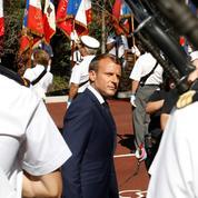 Macron commémore le débarquement en Provence et prépare la rentrée