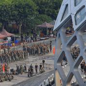 Nouvelles violences à Hongkong, Pékin dénonce des actes «quasi terroristes»