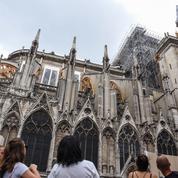 Quatre mois après l'incendie, l'arrêt des travaux pèse sur la sécurisation de Notre-Dame