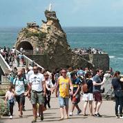 Biarritz sous cloche à une semaine du G7
