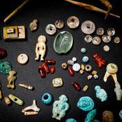 À Pompéi, les archéologues découvrent un fabuleux «trésor de sorcier»