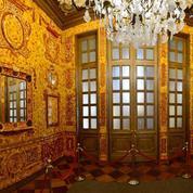 De Pierre le Grand à Hitler, le mystère du cabinet d'Ambre du roi de Prusse