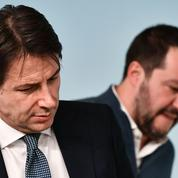 Italie: Giuseppe Conte au centre du jeu