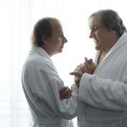 Thalasso :Depardieu et Houellebecq en bons «thermes»
