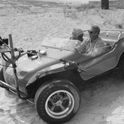 Le buggy de Steve McQueen dans l'Affaire Thomas Crown aux enchères