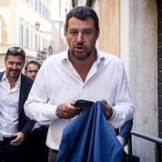 Italie: les embûches s'amoncellent sur la route de Salvini