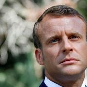 Avant le G7, Macron donne sa vision du monde