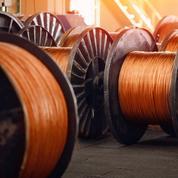Cuivre, cobalt, lithium: les métaux industriels plongent