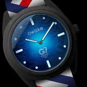 Une montre en filets de pêche recyclés pour le G7