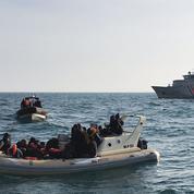Les services de l'État se mobilisent pour interdire la Manche aux migrants