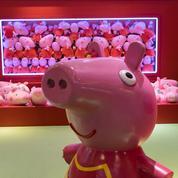 Le fabricant de jouets Hasbro avale le producteur de Peppa Pig