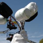 Les Tulipes de Jeff Koons inaugurées à Paris: retour sur trois ans de polémiques