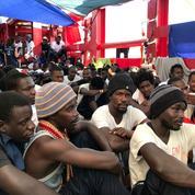 La France va accueillir 150 migrants de l'Ocean Viking