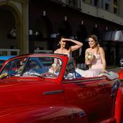 Automobile: à Cuba, le retour des belles américaines