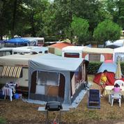 Des milliers de petits campings en difficulté