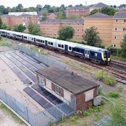 Le Royaume-Uni compte sur le soleil pour faire rouler ses trains