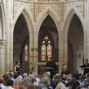 Vézelay célèbre vingt ans d'éclats de voix