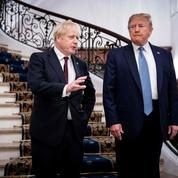 G7: premier rendez-vous pour «Boris» et «Donald», prêts à un accord «fantastique»