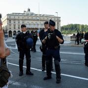 Sommet du G7: dans la rue, un week-end plus calme qu'annoncé
