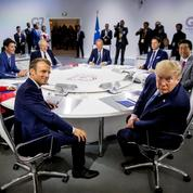 Emmanuel Macron impose l'Iran au menu du G7