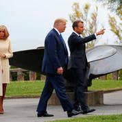 Dîner d'ouverture du G7: «Les assiettes sont revenues vides!»