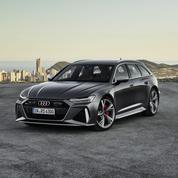 Audi RS6 Avant, un break très sportif