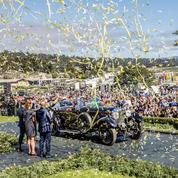 Concours d'élégance de Pebble Beach: la Bentley 8 litres de Sir Kadoorie primée