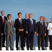 G7: au lieu des éclats redoutés, les chefs d'État ont fait entendre un «message d'unité»