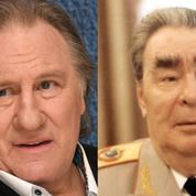 Gérard Depardieu va incarner le leader soviétique Leonid Brejnev