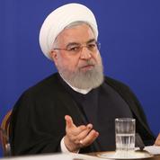 Iran: Rohani appelle Trump à «faire le premier pas» pour rétablir le dialogue