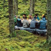 En Suède, c'est la forêt qui régale