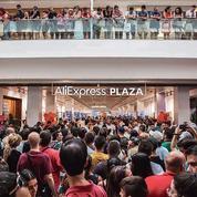 Une marée humaine à Madrid pour l'ouverture d'un magasin AliExpress