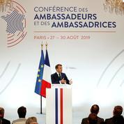 Macron secoue la diplomatie française