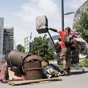 Un Grenoblois «pêcheur de déchets» veut dépolluer l'Isère