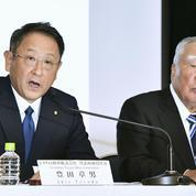 Toyota se renforce comme pivot nippon de l'auto après un accord avec Suzuki