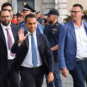 En Italie, le délicat recentrage du Mouvement 5 étoiles