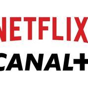Canal+ devrait distribuer Netflix