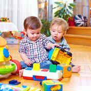Garde d'enfants: la France bien lotie