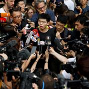 Hongkong: Joshua Wong, un opposant politiquement précoce